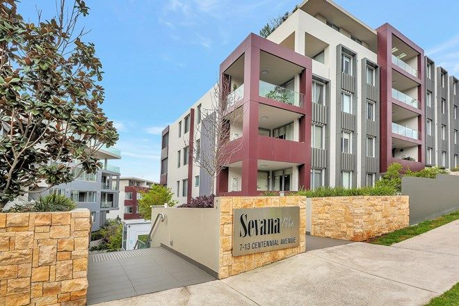 Picture of B103/7-13 Centennial Avenue, LANE COVE NSW 2066
