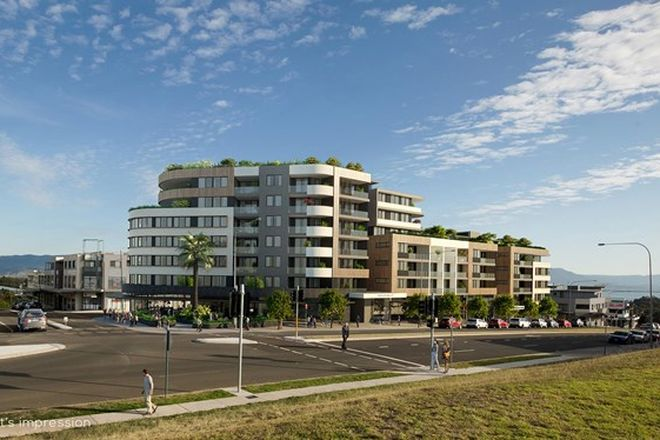 Picture of B0.05/16 College  Avenue, SHELLHARBOUR CITY CENTRE NSW 2529