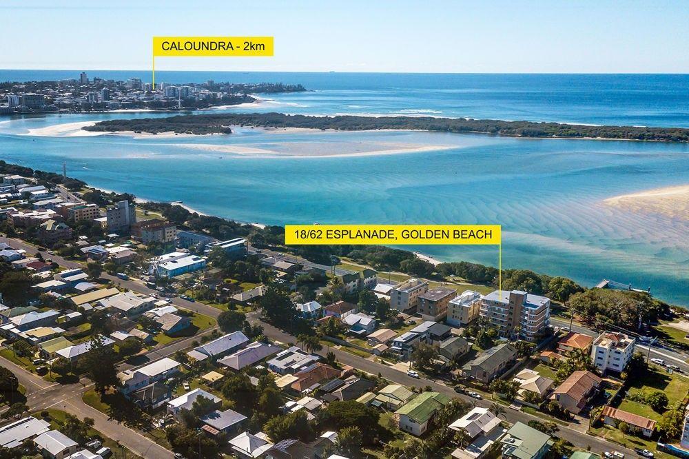 18/62 Esplanade , Golden Beach QLD 4551