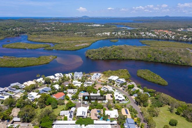 Picture of 7 Park Court, NOOSAVILLE QLD 4566