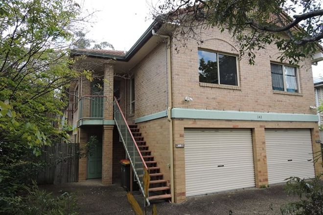 Picture of 1/242 Sir Fred Schonell Drive, ST LUCIA QLD 4067