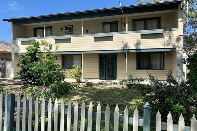 Picture of 21 Macleans Point Road, SANCTUARY POINT NSW 2540