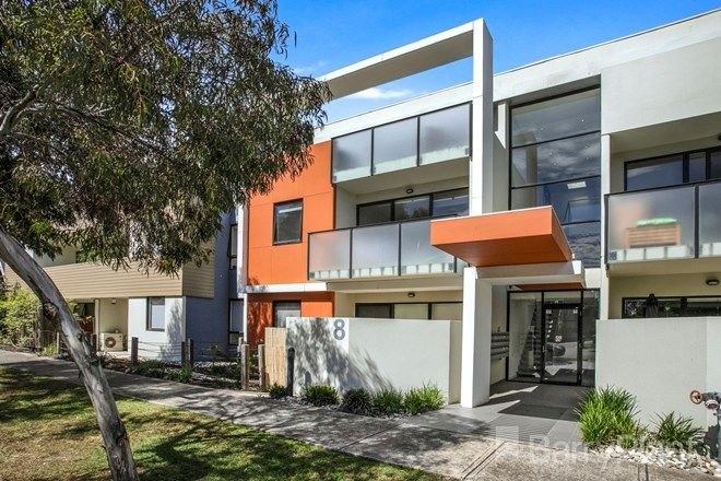 Picture of 2/8 Crefden Street, MAIDSTONE VIC 3012