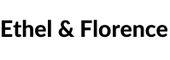 Logo for Ethel & Florence