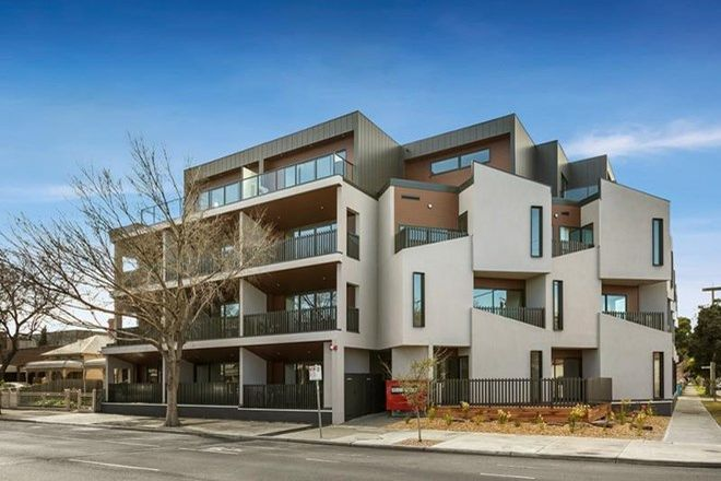 Picture of 201/27 Victoria Street, FOOTSCRAY VIC 3011