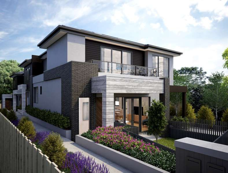 Townhouse at Whitehorse Road, Surrey Hills VIC 3127, Image 2