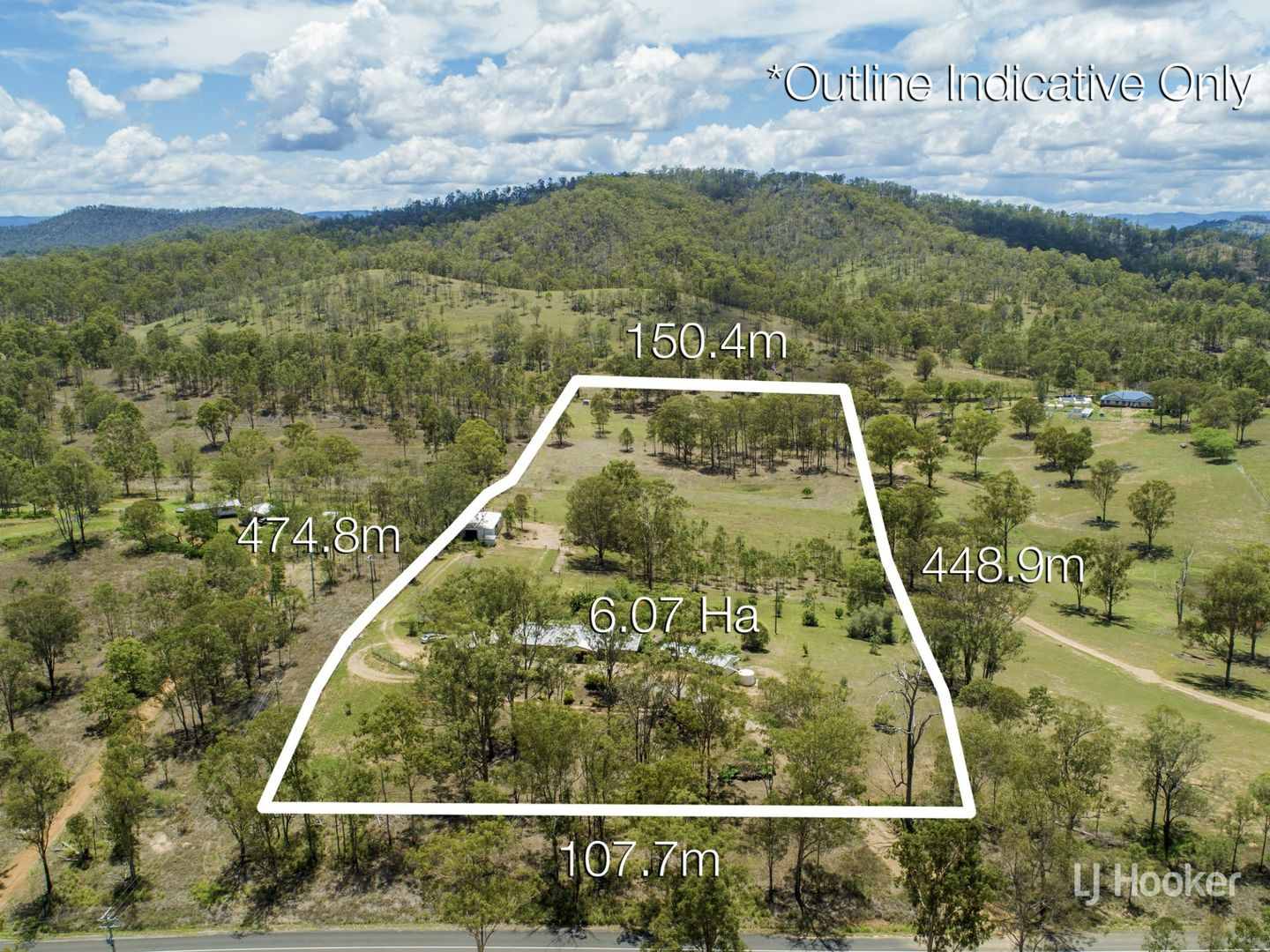 672 Esk Crows Nest Road, Biarra QLD 4313, Image 0