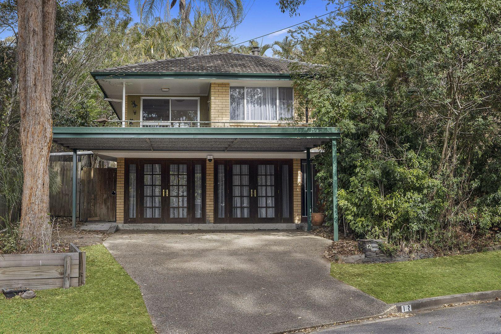 12 Woodside Street, The Gap QLD 4061, Image 0