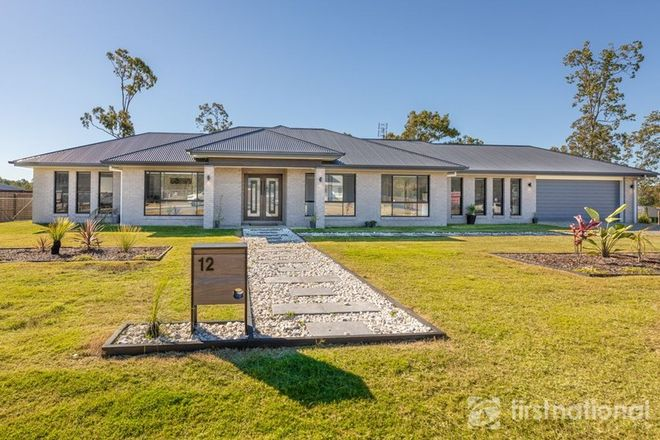 Picture of 12 Currajong Circuit, DELANEYS CREEK QLD 4514