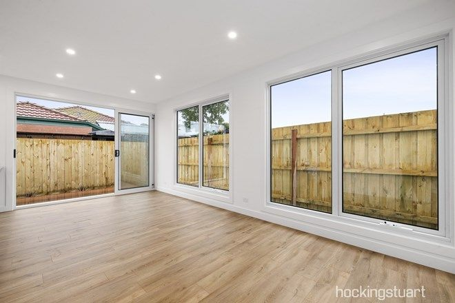 Picture of 4/109 Park Crescent, WILLIAMSTOWN NORTH VIC 3016