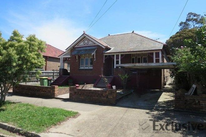 Picture of Wetherill Street, CROYDON NSW 2132