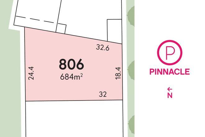 Picture of Pinnacle/Lot 806 Kensington Boulevard, SMYTHES CREEK VIC 3351
