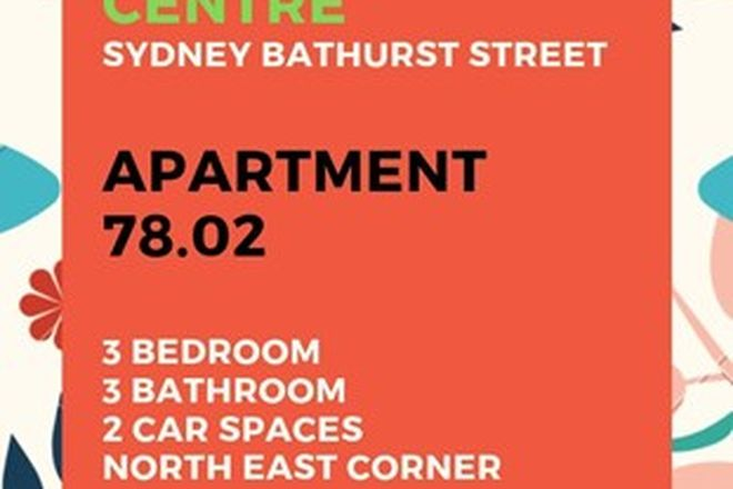Picture of 7802/115 Bathurst street, SYDNEY NSW 2000