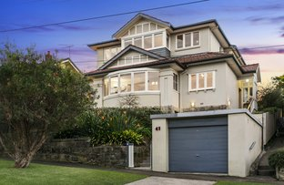 Picture of 47 Baroona Road, Northbridge NSW 2063