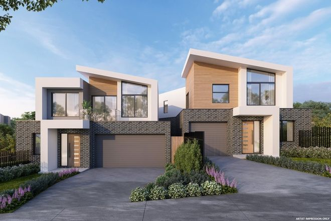 Picture of 1/2-4 Doynton Pde, MOUNT WAVERLEY VIC 3149