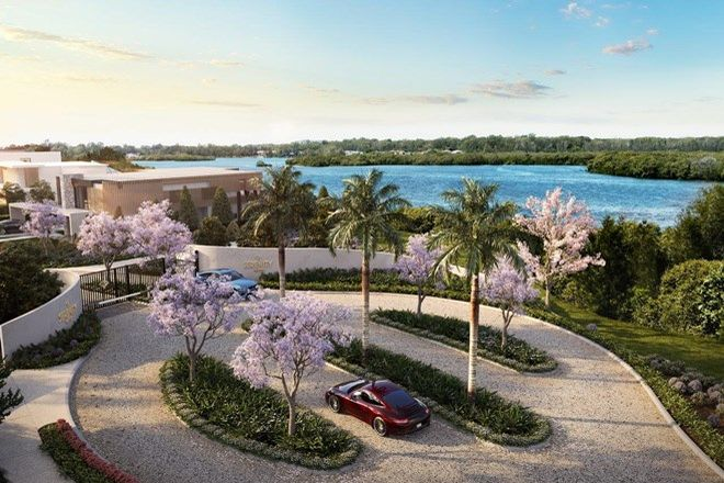 Picture of Lot 58 Lake Serenity Boulevard, HELENSVALE QLD 4212