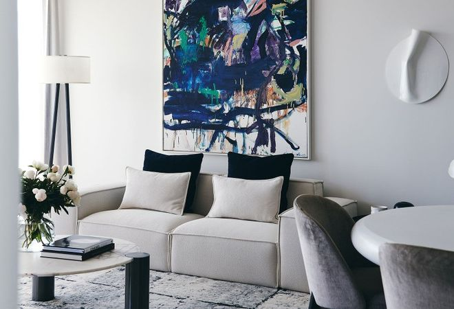 Picture of 5.04/103 South Wharf Drive, Docklands