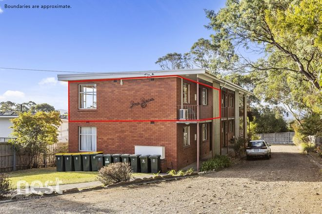 Picture of 4/469 Nelson Road, MOUNT NELSON TAS 7007