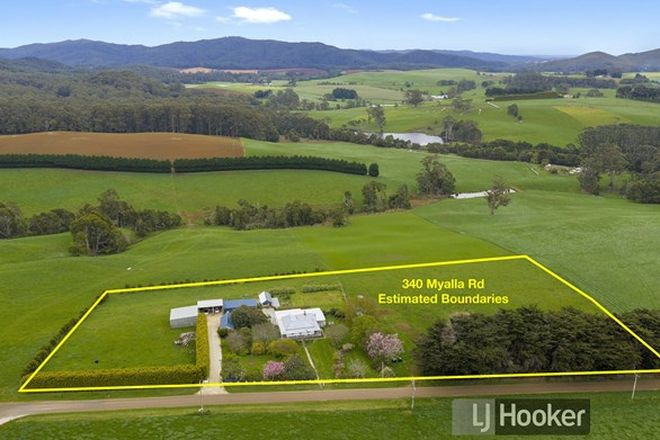 Picture of 340 Myalla Road, MYALLA TAS 7325