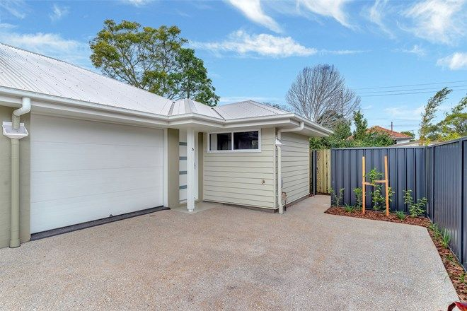 Picture of 5/48 Cranley Street, SOUTH TOOWOOMBA QLD 4350
