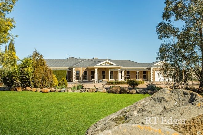 Picture of 166 Malmsbury-East Road, MALMSBURY VIC 3446