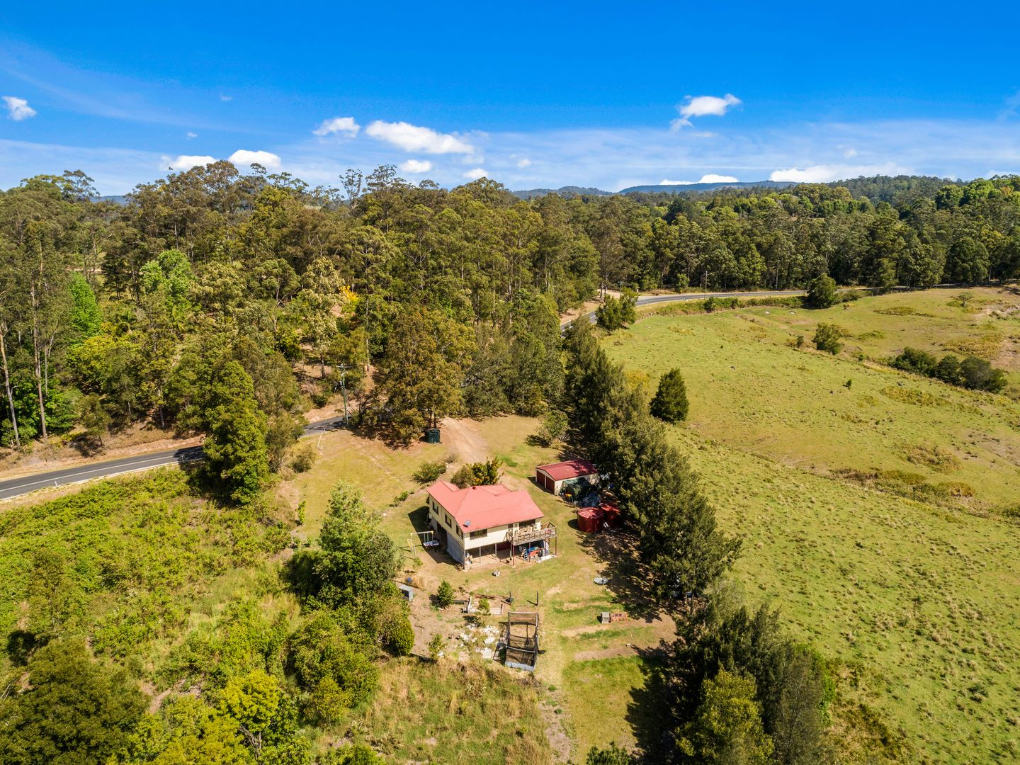 4004 KYOGLE ROAD, Mount Burrell NSW 2484, Image 1