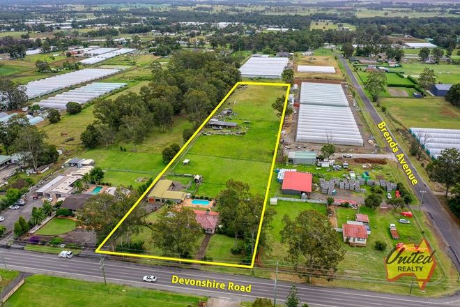 Picture of 410 Devonshire Road, KEMPS CREEK NSW 2178