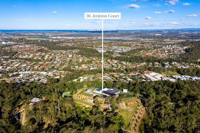 Picture of 36 Jenkins Court, UPPER COOMERA QLD 4209