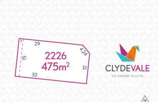 Picture of Lot 2226/9 Pygora Way, Clyde North VIC 3978