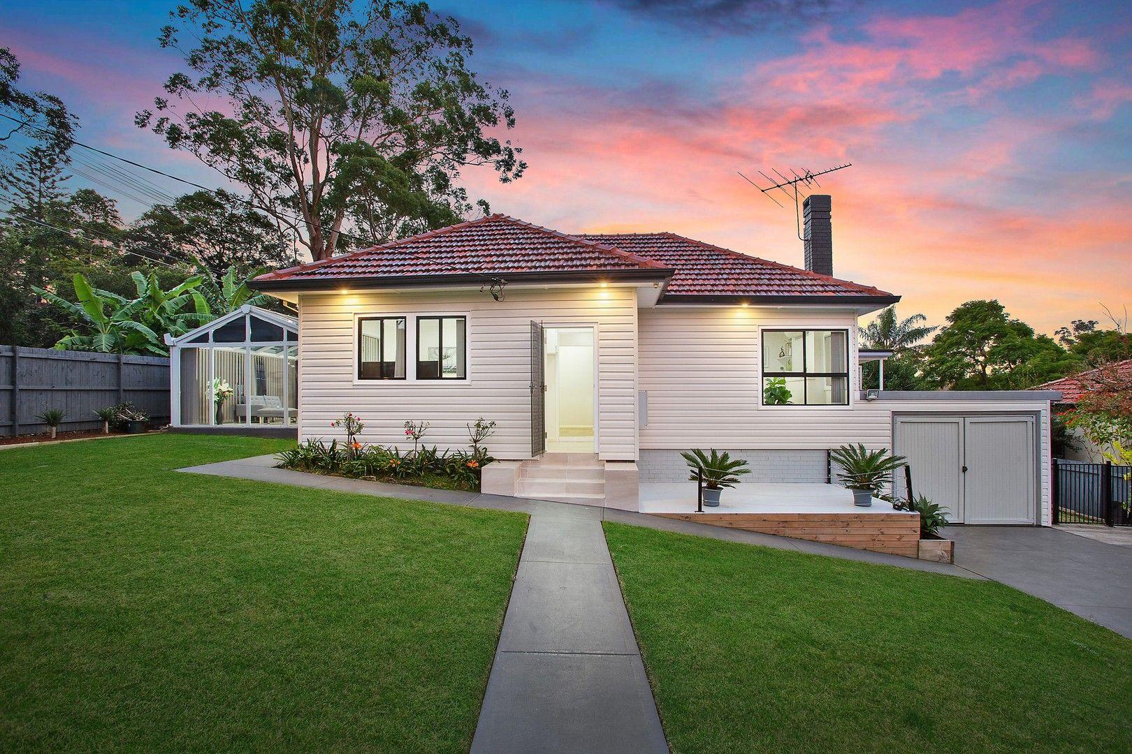 1 Lochville Street, Wahroonga NSW 2076, Image 0