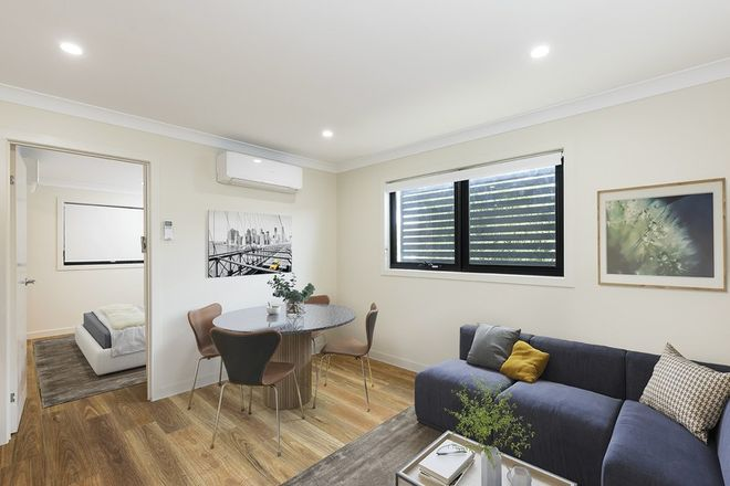 Picture of 1-5/29 Beatty Road, ROCKLEA QLD 4106