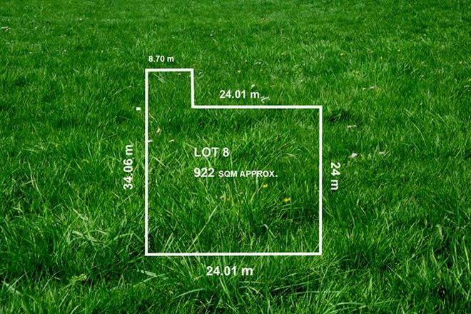Picture of Lot 8 Wakeful Crescent, DROUIN VIC 3818