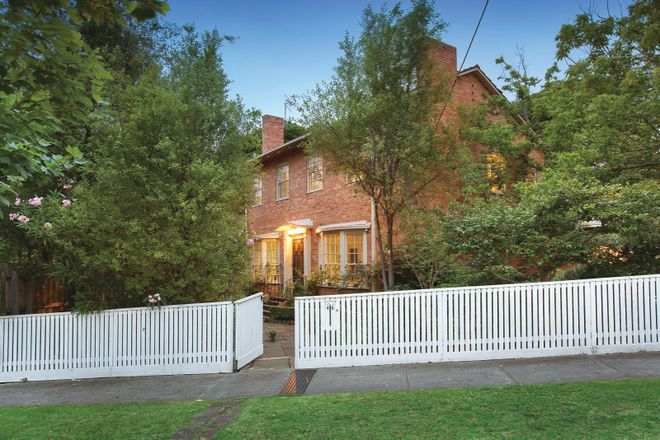 Picture of 40A Lansell Road, TOORAK VIC 3142