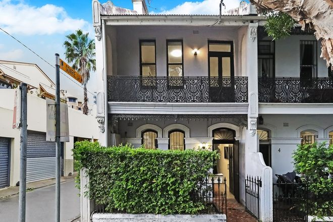 Picture of 2 Ruthven Street, BONDI JUNCTION NSW 2022