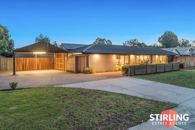 Picture of 14 Queens Road, PEARCEDALE VIC 3912