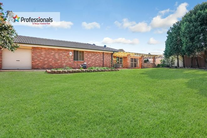 Picture of 12 Mackillop Place, ERSKINE PARK NSW 2759
