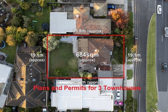 Picture of 95 Nepean Highway, MENTONE VIC 3194