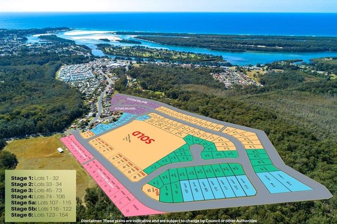 Picture of Bellbird Park Estate, Entry via Marshall Way, NAMBUCCA HEADS NSW 2448
