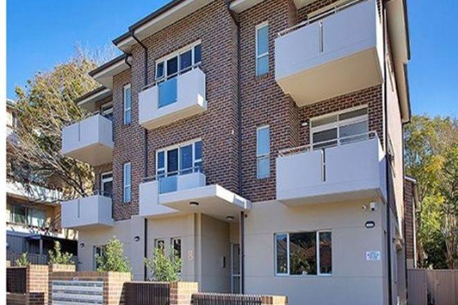Picture of 2/8 Pembroke Street, ASHFIELD NSW 2131