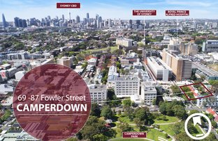 Picture of 69 - 87 Fowler Street, Camperdown NSW 2050