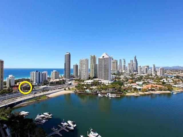 2/186 'Narrowneck Lodge' Ferny Avenue, Surfers Paradise QLD 4217, Image 0