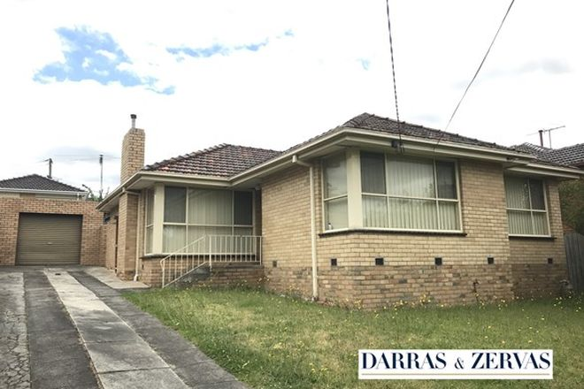 Picture of 10 Kuranda Crescent, CLAYTON VIC 3168