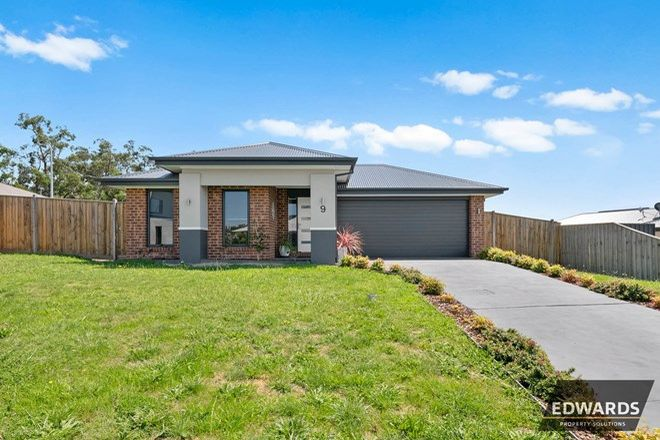 Picture of 9 Highview Court, WILLOW GROVE VIC 3825