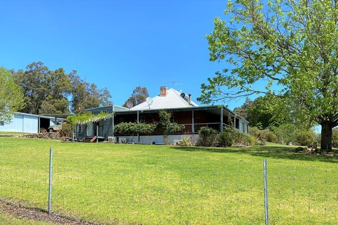 Picture of 321 Hundley Road, DONNYBROOK WA 6239