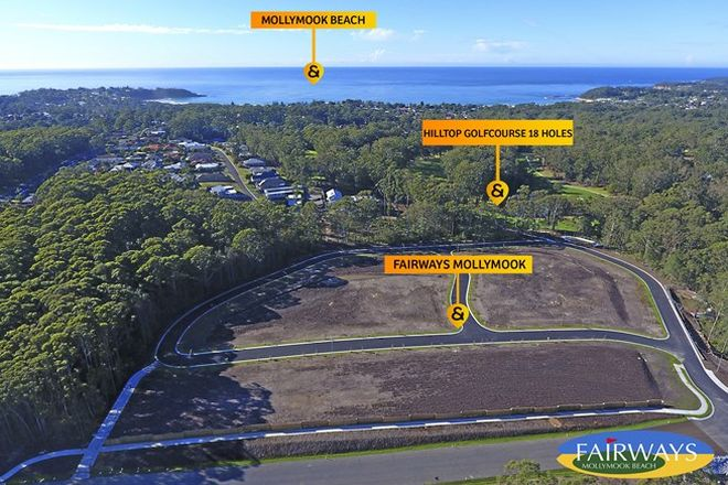 Picture of Lot 20 Moonah Avenue - Fairways, MOLLYMOOK BEACH NSW 2539
