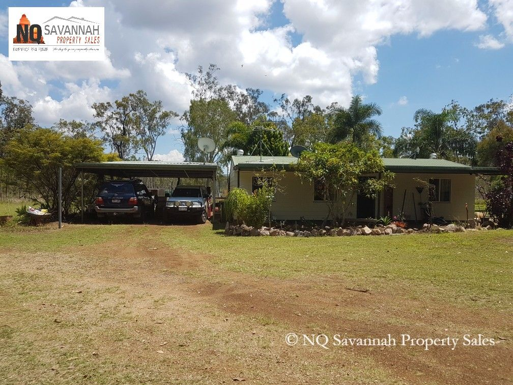134 Westernview Cresent, Millstream QLD 4888, Image 0