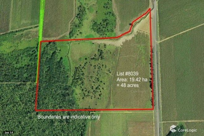 Picture of Lot 11 Rifle Range Road, SOUTH INNISFAIL QLD 4860