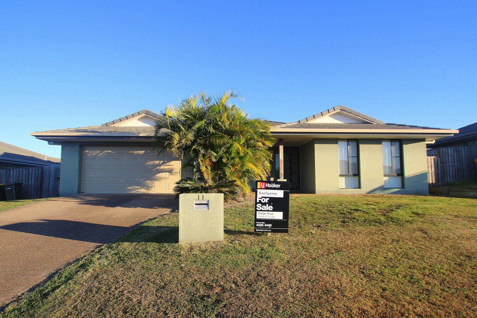 11 Parkhill Avenue, Wondunna QLD 4655, Image 0
