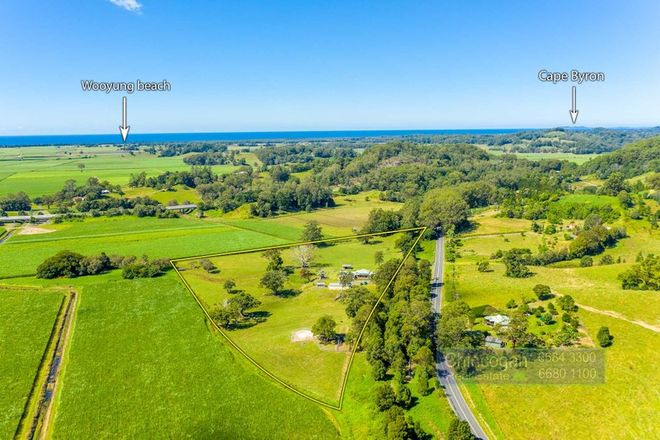 Picture of 5824 Tweed Valley Way, MOOBALL NSW 2483