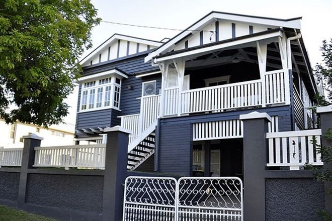 Picture of 46 Heidelberg Street, EAST BRISBANE QLD 4169